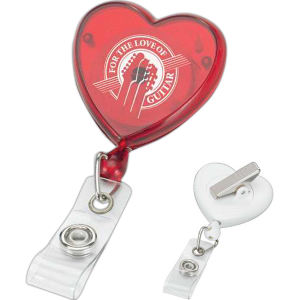 Promotional Retractable Badge Holders-RBR-H