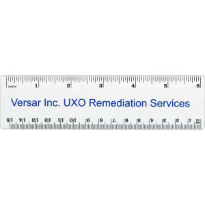 Promotional Rulers/Yardsticks, Measuring-PR6