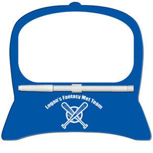 Baseball cap shaped dry