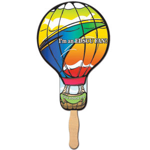Balloon, light bulb shaped