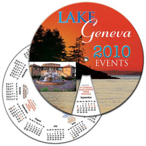 Promotional Desk Calendars-CS-135