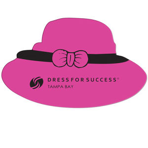 Dress hat shaped hand