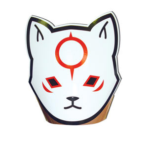 Cat headband made from