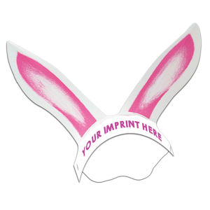 Rabbit ears with elastic