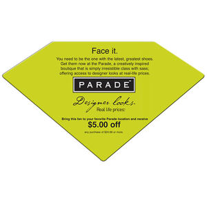 Promotional Sun Shades/Window Signs-LWS-28