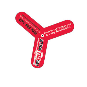 Promotional Flying Disks-PA-6