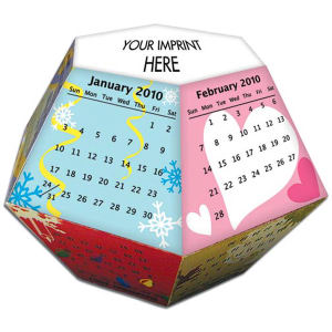 Promotional Desk Calendars-PUC-10