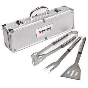 3 pc BBQ tool