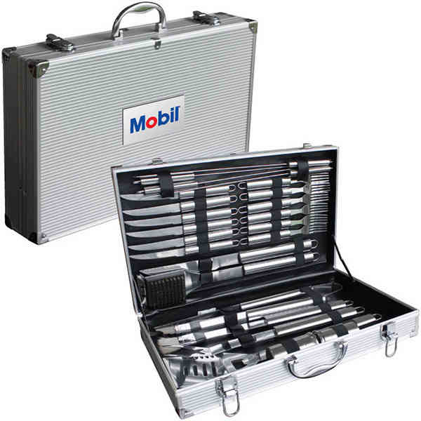 24 pc BBQ tool