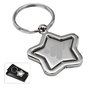 Promotional Metal Keychains-KT49