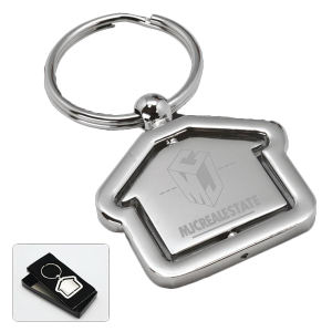 Promotional Metal Keychains-KT51