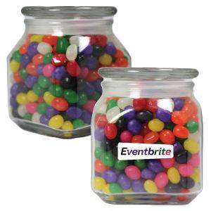 Promotional Apothercary/Candy Jars-MSCJ20-JEL-JAR
