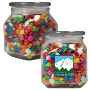 Promotional Apothercary/Candy Jars-MSCJ20-GUM-JAR
