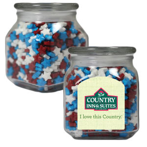 Promotional Apothercary/Candy Jars-MSCJ20-ST-JAR