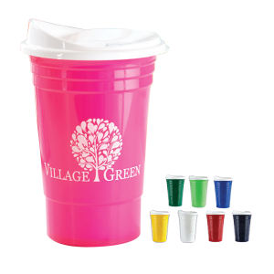 Promotional Drinking Glasses-SC100WL