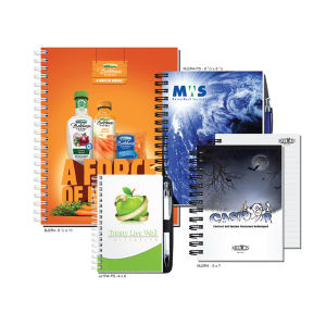 Promotional Journals/Diaries/Memo Books-JJ2R4-PS