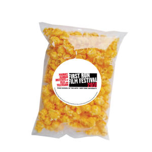 Gourmet popcorn single cheese