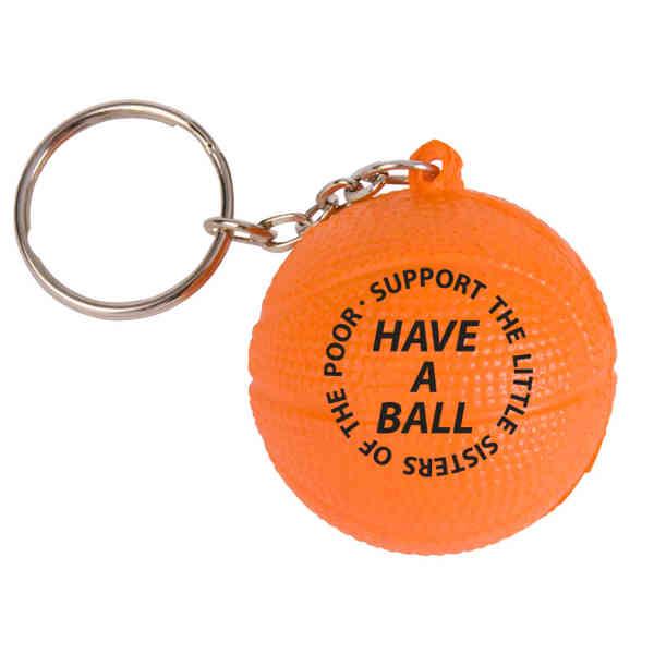 Basketball sports ball stress