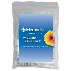 Promotional Tissues/Towelettes-FIRST-AID-BAG