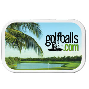Promotional -GOLF-TIN