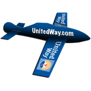 Promotional Airplanes-GLIDER-PLANE