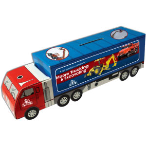 Promotional Banks-BANK-TRUCK